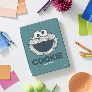 Cookie Monster | Cookie Since 1969 iPad Cover