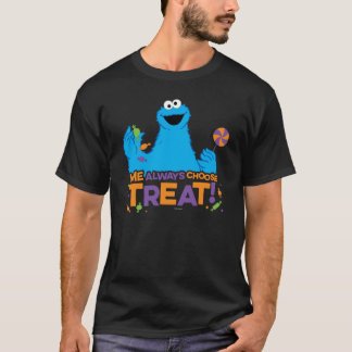 Cookie Monster - Me Always Choose Treat T-Shirt