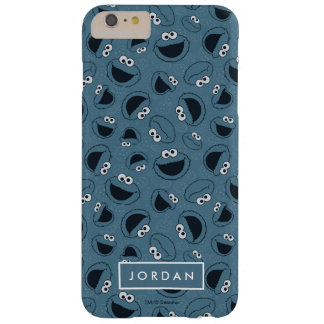 Cookie Monster | Me Hungry Pattern Barely There iPhone 6 Plus Case