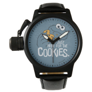 Cookie Monster | Me Just Here for the Cookies Watch