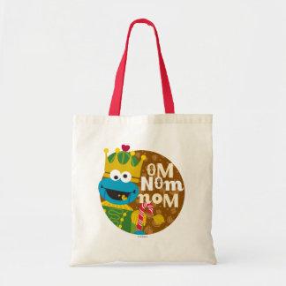 Cookie Monster Nutcracker Budget Tote Bag