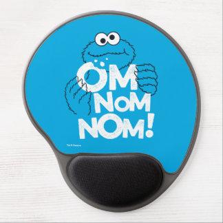 Cookie Monster   Om Nom Nom! Gel Mouse Pad