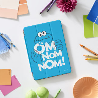 Cookie Monster | Om Nom Nom! iPad Air Cover