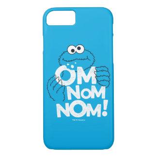 Cookie Monster | Om Nom Nom! iPhone 8/7 Case