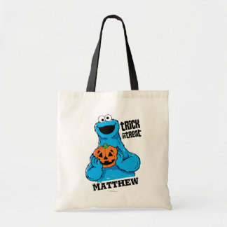 Cookie Monster - Trick Or Treat Budget Tote Bag