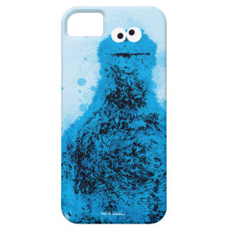 Cookie Monster   Watercolor Trend Barely There iPhone 5 Case