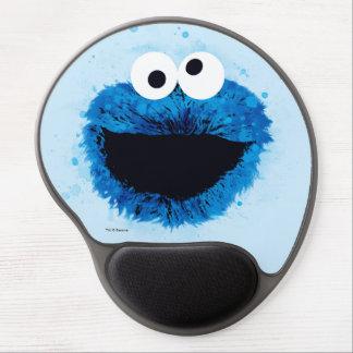 Cookie Monster | Watercolor Trend Gel Mouse Pad