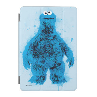 Cookie Monster | Watercolor Trend iPad Mini Cover