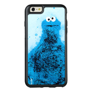 Cookie Monster | Watercolor Trend OtterBox iPhone 6/6s Plus Case