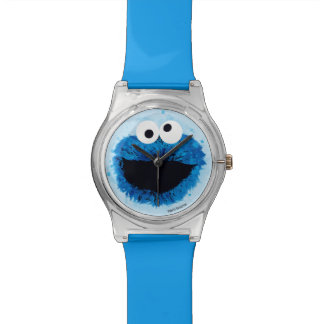 Cookie Monster | Watercolor Trend Watch