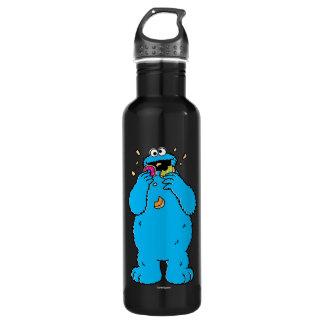 Cookie MonsterDonut Destroyer 710 Ml Water Bottle