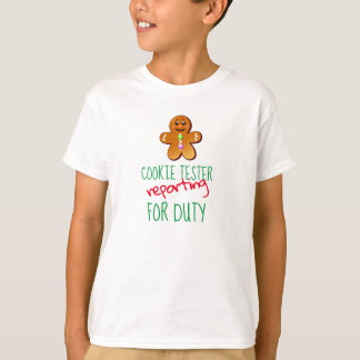 Cookie Tester Kids' Hanes TAGLESS® T-Shirt