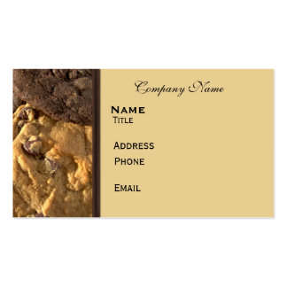 Cookie Time Business Card