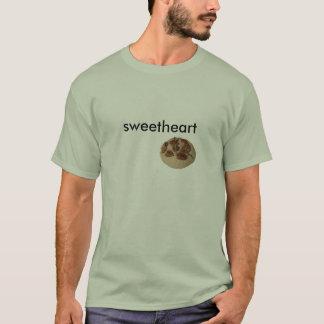 cookie tshirt, sweetheart T-Shirt