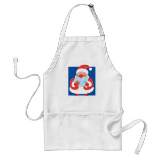 Cookies and Milk Adult Apron