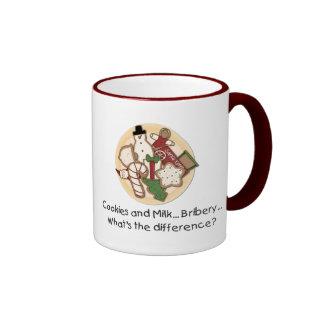 Cookies and Milk...Bribery... Mug