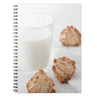 Cookies and Milk Notebook