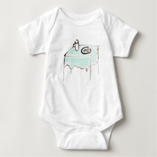 Cookies and Milk, pastel design, simple, cute T Shirts