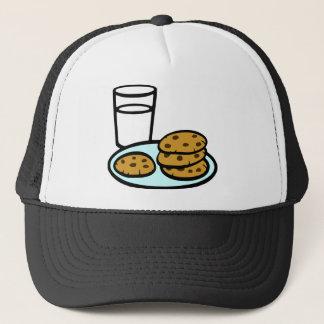 Cookies and Milk Trucker Hat