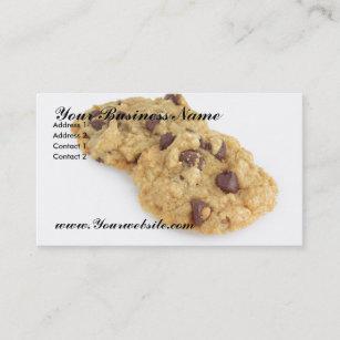 Cookies business cards zazzle au cookies business card colourmoves