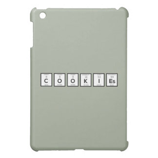 Cookies Chemical element Z57c7 iPad Mini Case