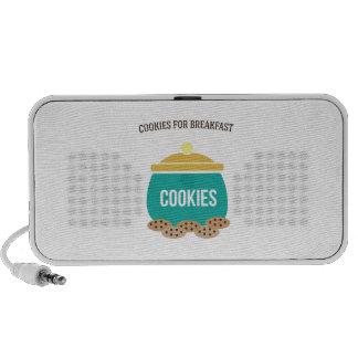 Cookies For Breakfast Mp3 Speakers
