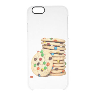 Cookies iPhone 6 Clear Case