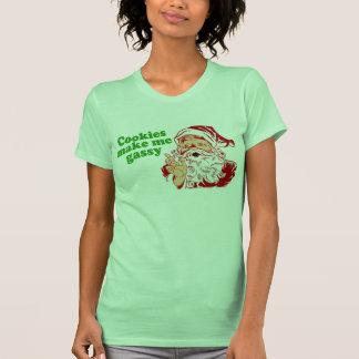 Cookies Make Me Gassy T Shirts