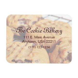 Cookies Rectangular Photo Magnet