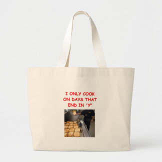 cooking canvas bags