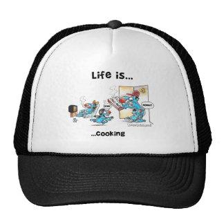 cooking cap