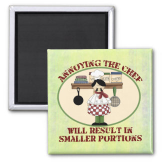 Cooking Chef Magnet
