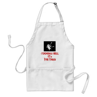 Cooking Hell its THE TABS Standard Apron