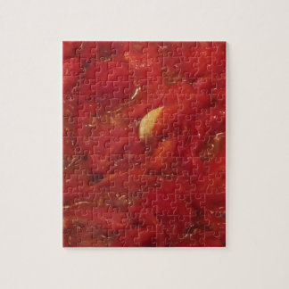 Cooking homemade tomato sauce jigsaw puzzle