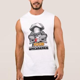 Cooking Humor: Food Whiskerer 5 Sleeveless Shirt