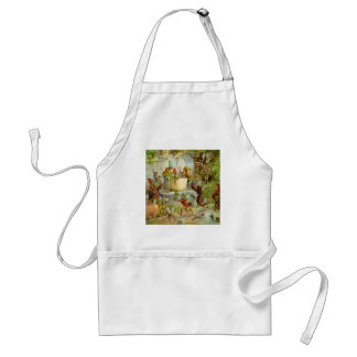 Cooking In The Gnome Kitchen Standard Apron