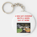 cooking key chains