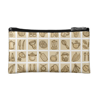 Cooking Lovers Cosmetic Bag