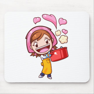 Cooking Mama - Pan Mouse Pad