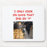 cooking mousepads