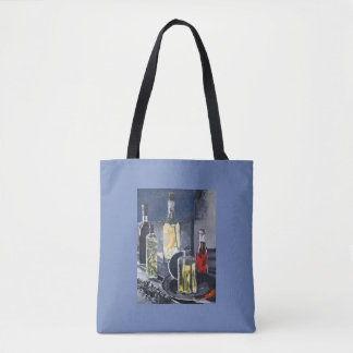 cooking oils tote bag