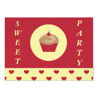 Cooking Party 13 Cm X 18 Cm Invitation Card