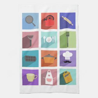 Cooking Tea Towel