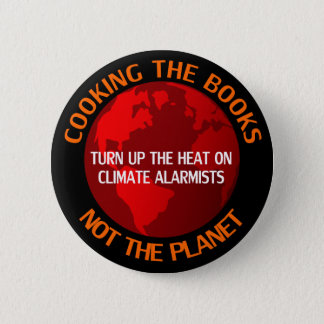 Cooking the Books 6 Cm Round Badge
