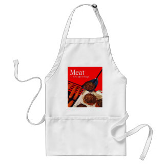 cookout adult apron