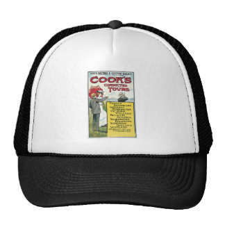 Cook's Conducted Tours Vintage Trucker Hat