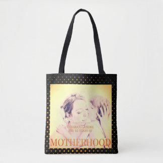 Cool 10th Motherhood celebration Tote Bag