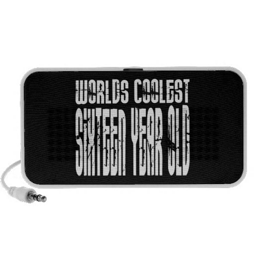 Cool 16 Birthdays Worlds Coolest Sixteen Year Old Notebook Speakers