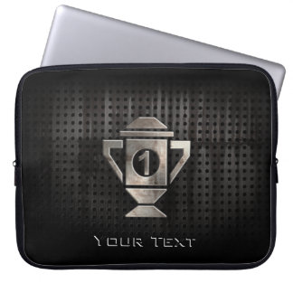 Cool 1st Place Trophy Laptop Computer Sleeve