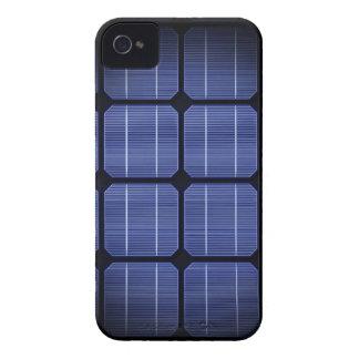 Cool 3d Solar Panel Modern Stylish Design iPhone 4 Case-Mate Case